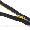 Eco-friendly Washable Metal Zipper with Open End And Close End