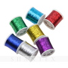 Whosale Sparkling Glitter Metallic yarn Glitter Embroidery Sewing Thread