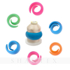 Silicone Bobbin Holders Thread Clamp Spool Huggers for Keeping Thread Tails Under Control