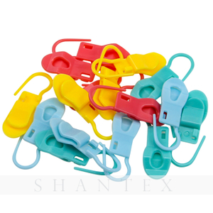 High Quality Knitting Tool Small Plastic Buckle Counting Small Mark Buckle
