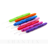 8PCS LED Crochet Hook Set Lightening The Dark Knitting Weave Sewing Tool 2.5-6.0MM For Arthritic Hands